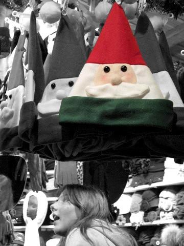 Santa Hats, Vienna Xmas Market