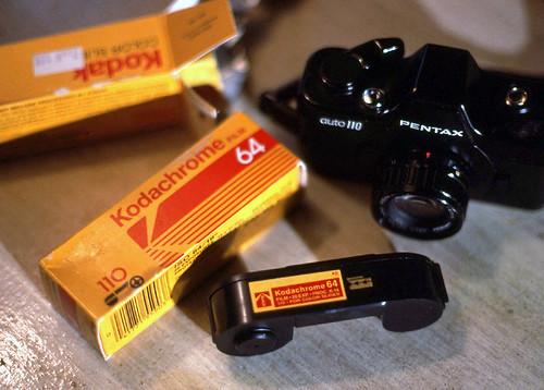 Kodak Kodachrome 64 - 110 Film