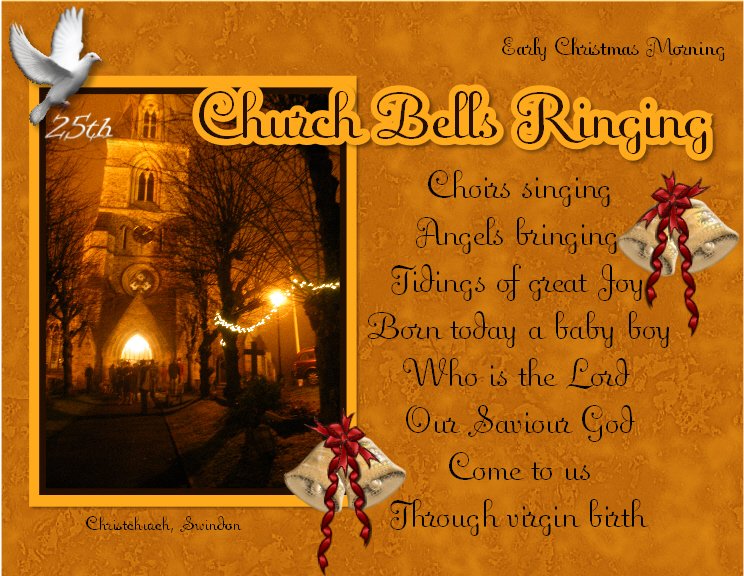 25th Church Bells Ringing