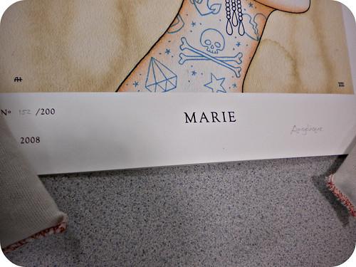 """Marie"""