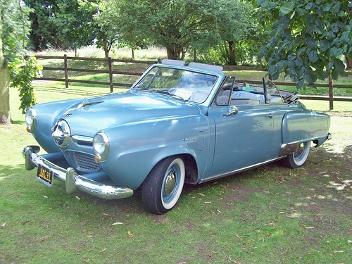70 Studebaker Champion Convertable (1950)