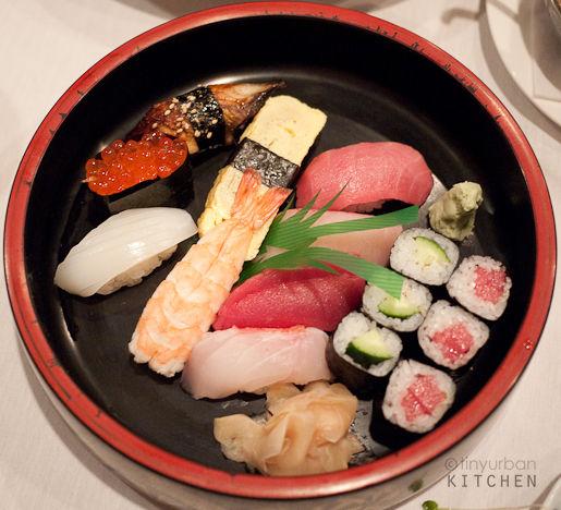 Sushi Gen Sushi Combo