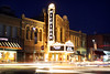 Michigan Theater (thisisbrianfisher) Tags: city light urban cars car architecture night canon dark movie marquee lights evening long exposure theater downtown glow traffic streak dusk michigan brian trail arbor fisher ann brianfisher