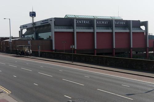 Belfast City - Central Railway Station