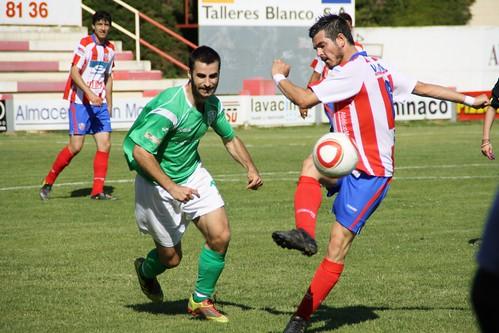 Monzón 4 - Altorricón 0 (08/05/2011)