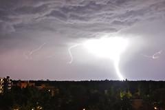DSC01573 (Mathias Apitz (München)) Tags: wetter weather gewitter wolken blitze sky clouds lightstorm lightnings natur nature haar münchen munich mathias apitz