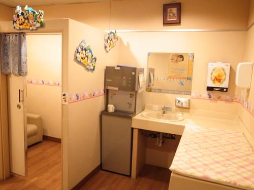 捷運台北車站哺乳室