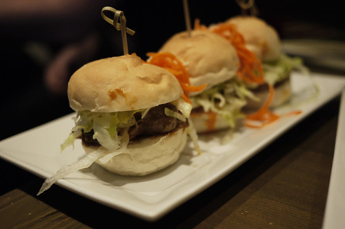 Gogi Sliders @ Tilted Grill