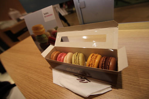 McDo Macarons