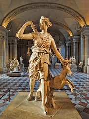 Louvre, France (williamcho) Tags: old sculpture paris france art museum digital vintage display louvre collection artists historical editing masterpiece louvremuseum topazlabadjust williamcho sonydscwx1 patrickcheah