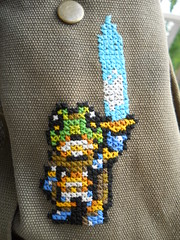 040 (disgruntledfemale01) Tags: crossstitch crafts videogames nerdery