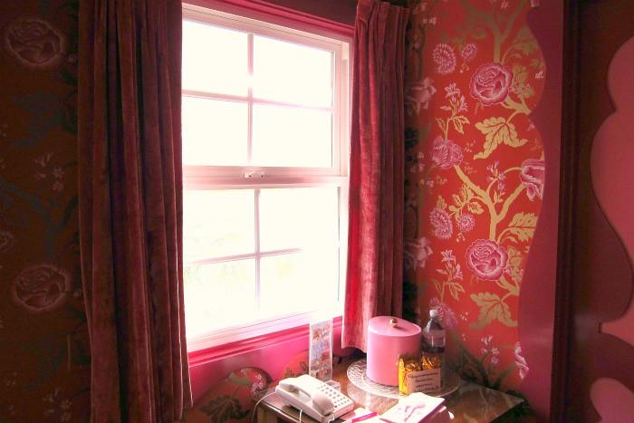 Floral Fantasy Room_3 @ The Madonna Inn