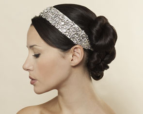 Jennifer Behr headband, $ 625
