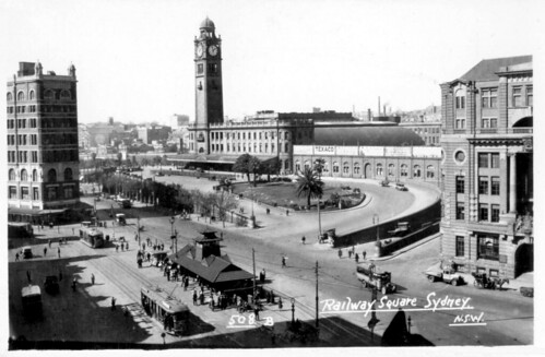 Railway Square, Sydney, NSW