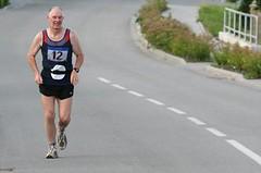 Moravský ultramaraton: Lomnická etapa přichystala běžcům horkou výheň