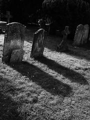 grainy gravestones chippen campden (Croydon Nikon User) Tags: cotswolds chipping campden