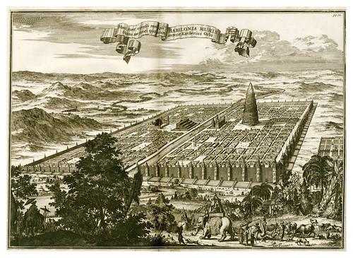 013-Kircher Athanasius Turris Babel 1679
