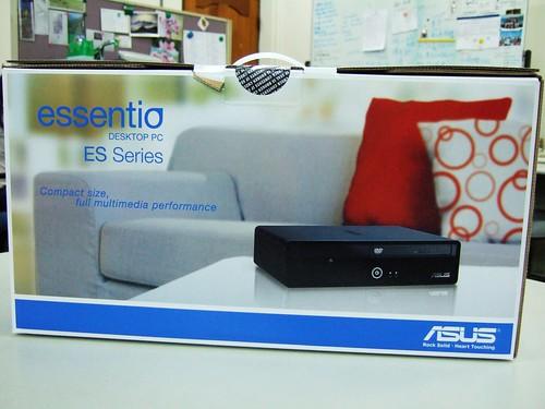 ASUS ES5100外箱正面