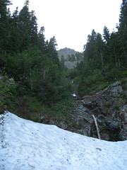 Started last years snow climb here.