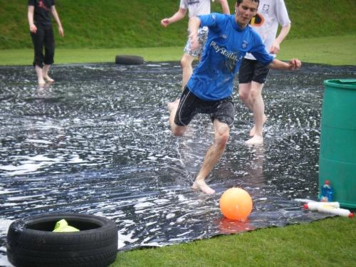 Gavin aquafootball