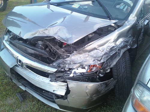 Used Car Moderate Damage Reported