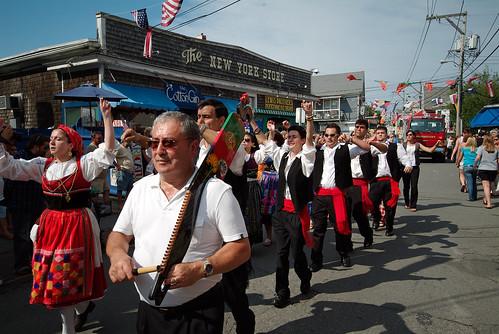 Portuguese Dancers festival