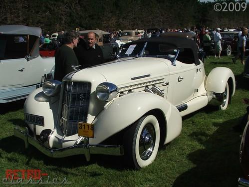 1935 Aubern Speedster