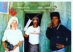 Eritrea, Keren, Maryam Dearit baobab shrine