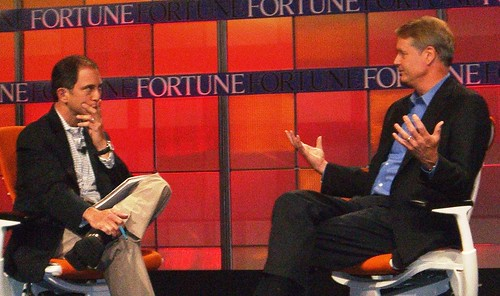 John Donahoe / Adam Lashinsky @ FORTUNE Brainstorm: Tech 2009