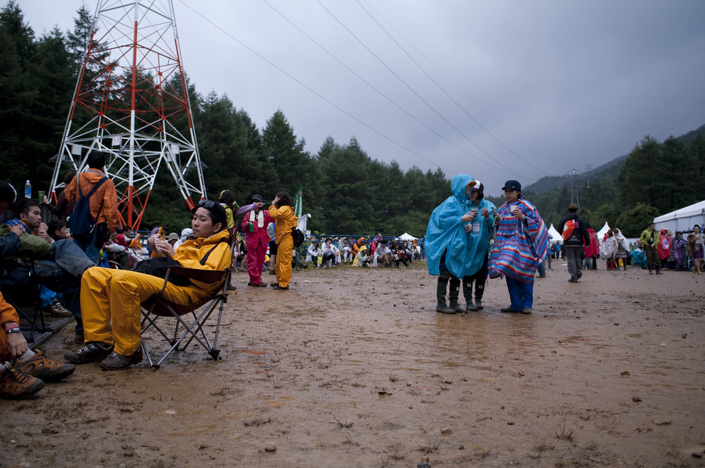FUJI ROCK FESTIVAL 2009 フジロックフェスティバル 2009 1255