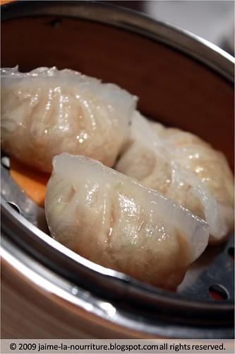 Mariott- Crystal Dumpling