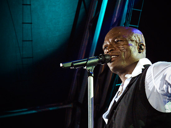 Seal @ Cool Jazz 2009 (Cascais)