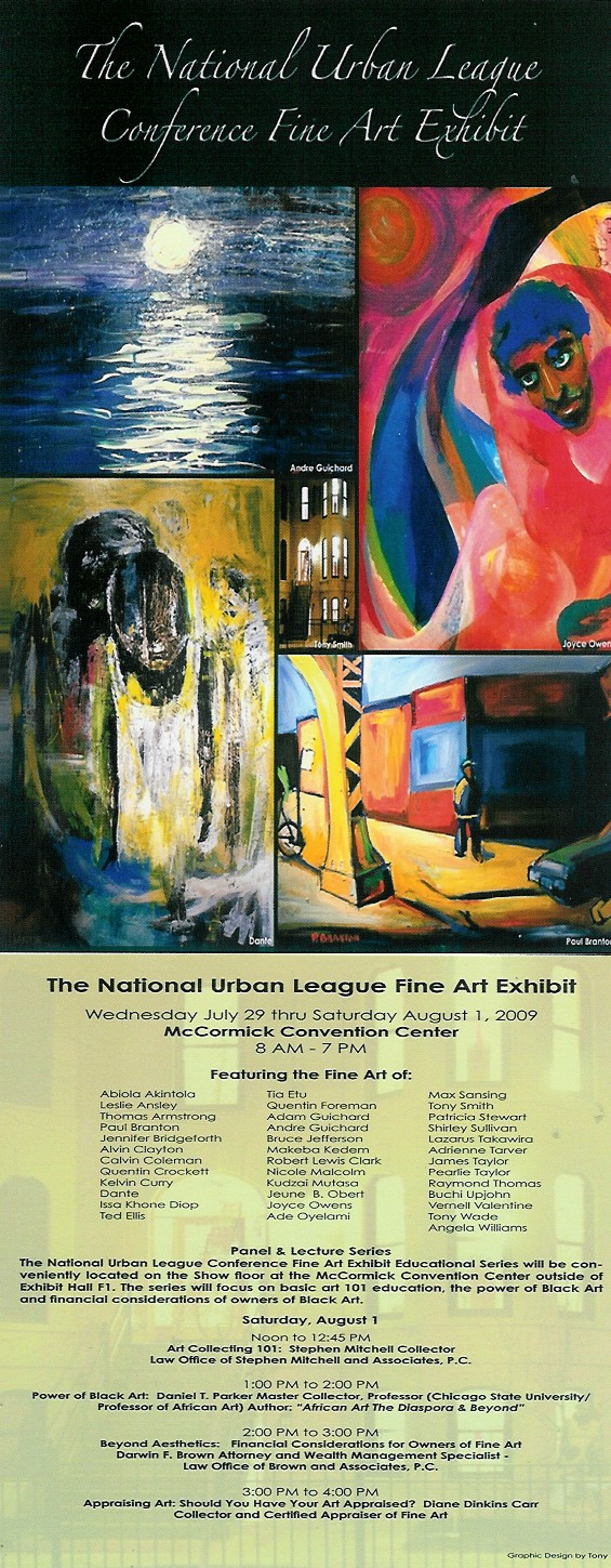 urban league art show