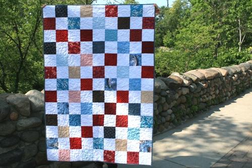 Summer of '09 quilt