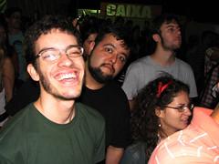 Denis (laconics) Tags: show brazil brasil concert saopaulo sp radiohead krafwerk justafest chacaradojockey deniscp