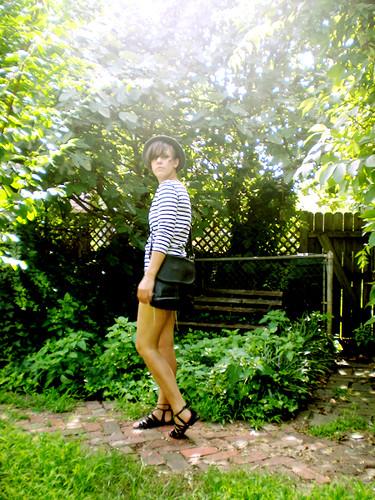 Summer Stripes 8/6/09
