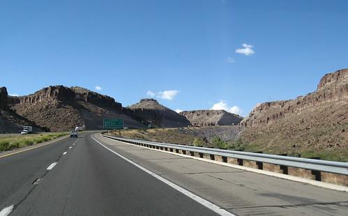 Near Kingman, Arizona