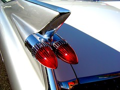 Rocket Tail  Lights (Bob the Real Deal) Tags: cadillac 1959 tailights 159caddy