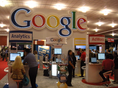 Google Booth - it just keeps getting bigger....