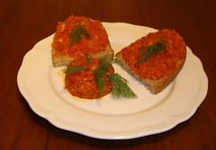 peynirli muhammara