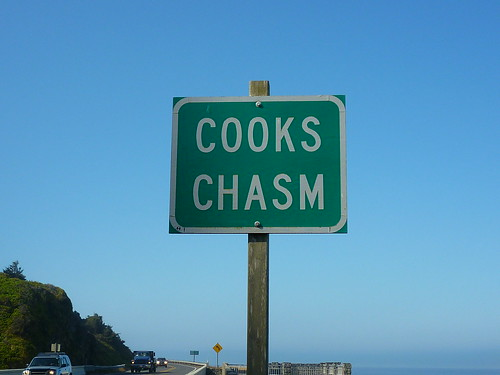 cooks chasm