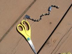 Scissors Fob