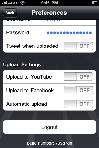 Upload to YouTube and Facebook also with Ustream