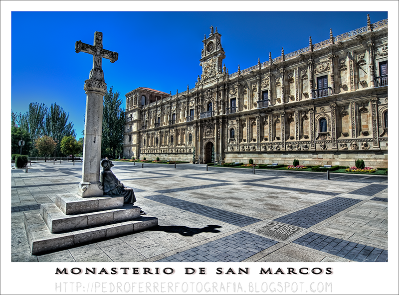 Monasterio Hostal San Marcos - León