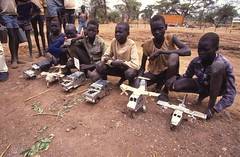 Lost Boys of Sudan (UNHCR) Tags: africa camp boys youth children toys war kenya refugees sudan teens games planes conflict trucks unhcr lostboys refugeecamp internalconflict lostboysofsudan unrefugeeagency separatedchildren lokichokiatransitcamp