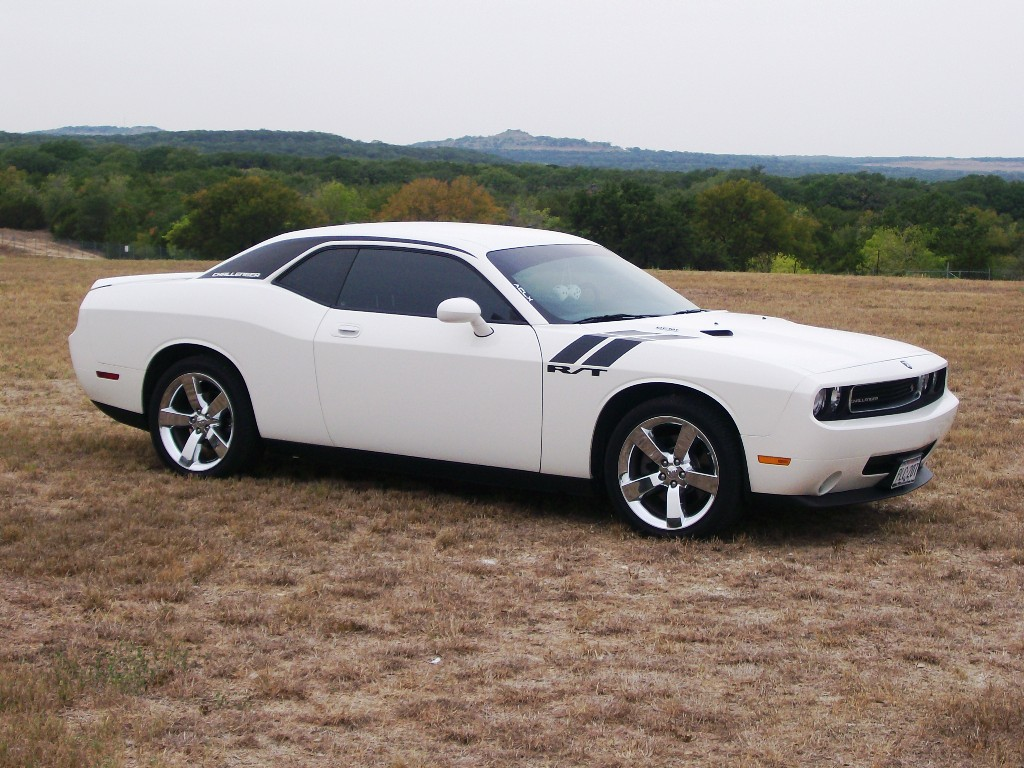 Pics Of My Stone White Chally Dodge Challenger Forum