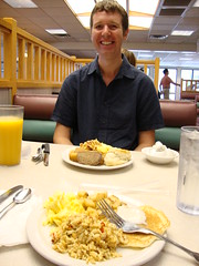 Final Shoney's meal 9/6/09