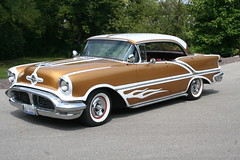 "1956 Olds Watson Style • <a style=""font-size:0.8em;"" href=""http://www.flickr.com/photos/85572005@N00/3896974970/"" target=""_blank"">View on Flickr</a>"