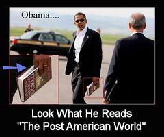 Obamas master thesis
