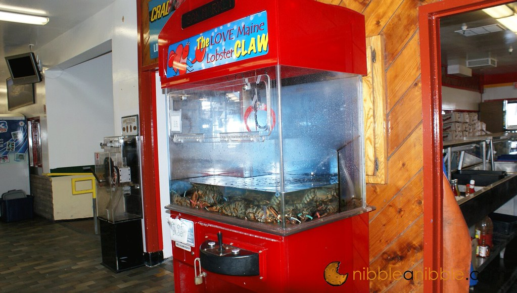 Lobster Claw Machine